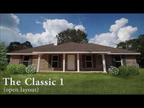 Heritage Homes - Classic 1 Floor Plan - Video Tour