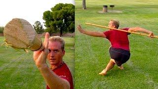 Epic Bo Staff Training - Awesome!