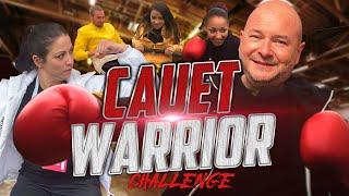 CAUET WARRIOR CHALLENGE feat. DENITSA IKONOMOVA , CAMILLE LACOURT ET ESTELLE MOSSELY