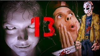 [FRIDAY THE 13th!?] - 13 Scariest Things Caught on Dashcam??? REACTION