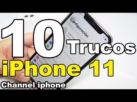 10 Trucos iPhone 11 Consejos Trucos Ocultos Basicos iOS 13 - Channeliphone thumbnail