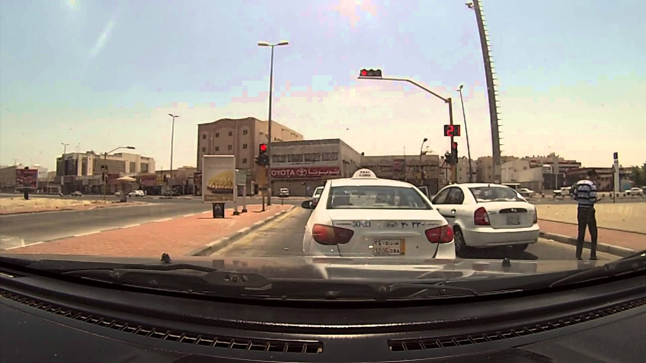 Cruising through Saudi Arabia - Khobar - Dhahran - Dammam