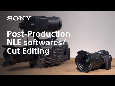 """Video Creation Tips """"NLE Softwares And Cut Editing"""" 