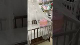 Балдахин в кроватку обзор от 03042018