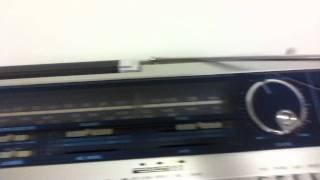 My VZ2000 Sharp Record Player- Post repairs