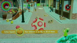 Beautiful Katamari (Xbox 360) (Live) Test Demo HD