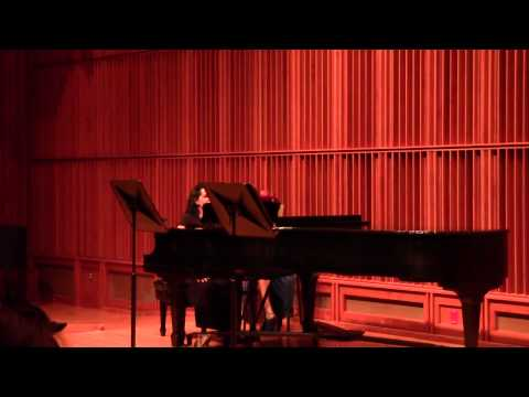 Alisha Reeve Senior Honors Recital