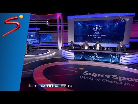 SuperSport UCL Panel Debate - Messi or Ronaldo?