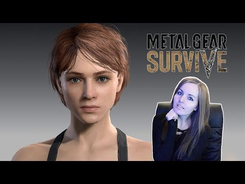TRY NOT TO HATE!  Metal Gear Survive Beta Gameplay Walkthrough Part 1