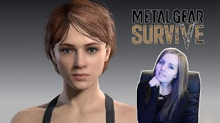 TRY NOT TO HATE! | Metal Gear Survive Beta Gameplay Walkthrough Part 1