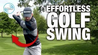 3 Simple Steps For Effortless Power | ME AND MY GOLF