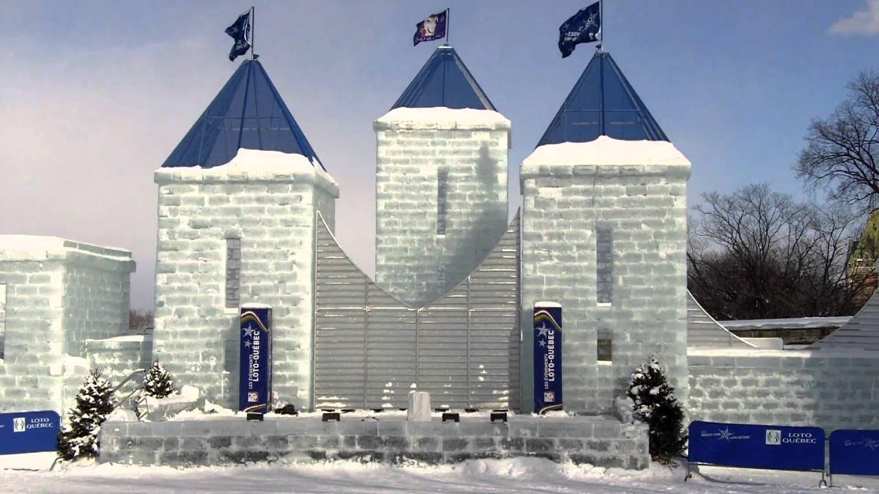 De Glace Feu Kodak Zi8 1080p Hd Test North Pole Ice
