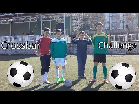 Crossbar Challenge w/Kerem,Şafak,Müslüm,Burak Bora