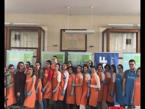 Rezultat slika za Tutinski gimnazijalci učestvovali u projektu BASF CHEMGENERATION na hemijskom fakultetu u Beogradu