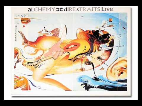 Dire Straits - Tunnel of Love - Alchemy