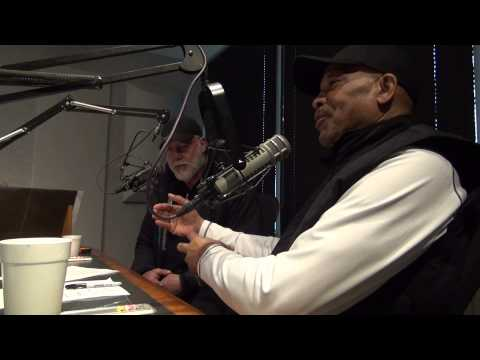 1st Randy White and Drew Pearson Interview on The ANE Show