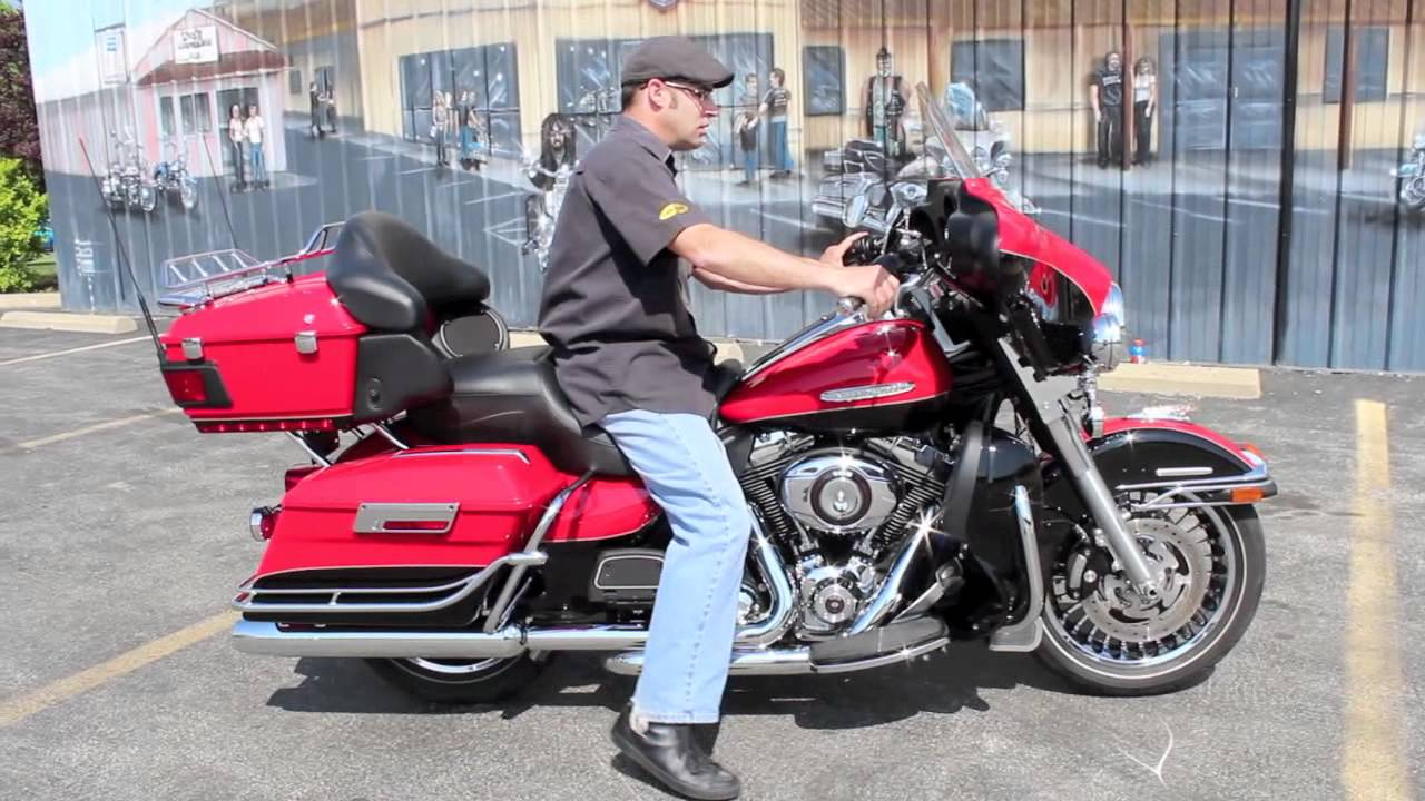 pre-owned 2010 harley-davidson electra glide ultra limited - youtube