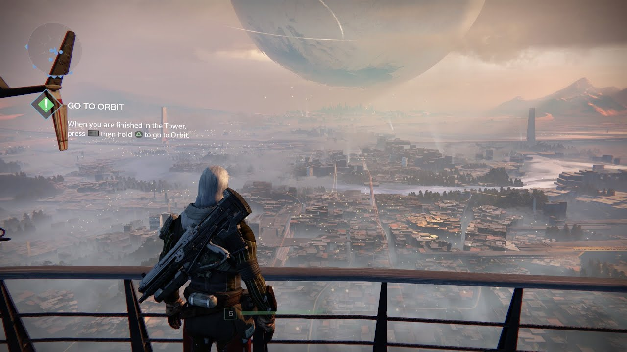 Destiny Game Review - YouTube
