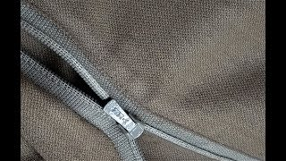 How to fix zipper in pant without replacing