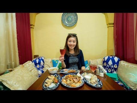 [Silk Road Choyhona] FINALLY found UZBEK Cuisine!! - Gaithersburg, MD