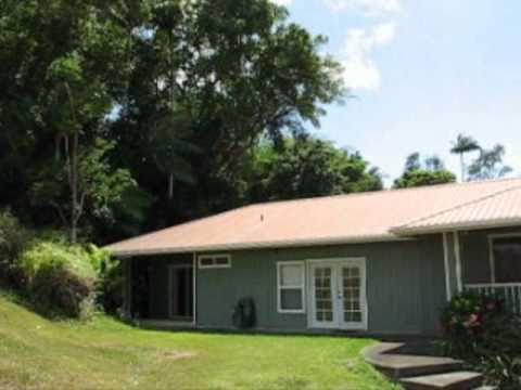 Hawaii house for sale big island hamakua coast for How much to build a house in hawaii