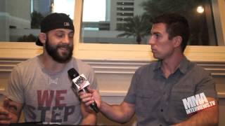 Sam Sicilia talks about facing Aaron Phillips at UFC 173