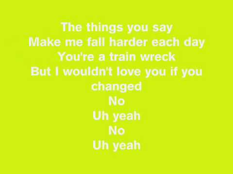 Demi Lovato Trainwreck + Lyrics