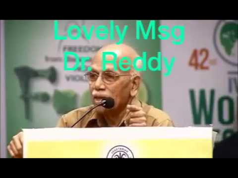 Lovely Message Dr.Reddy
