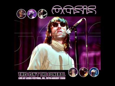 OASIS:Leeds Festival, Bramham Park,Temple Newsam,Leeds,England (28/08/ 2000)