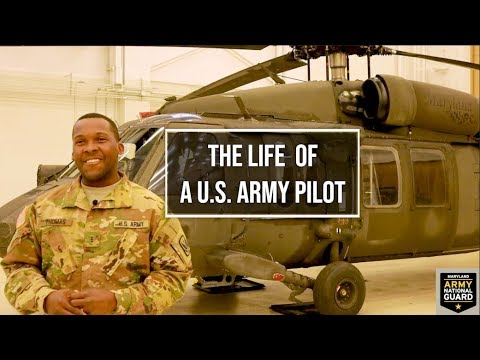 The Life Of A U.S. Army Pilot