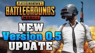 PUBG MOBILE [NEW v0.5 UPDATE] NEW MAP MIRAMAR - Desert Gameplay and New Guns LIVE!