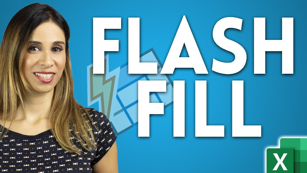 Excel Flash Fill For MAJOR Time Saving (7 Examples)