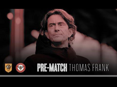 Thomas Frank Pre Hull City