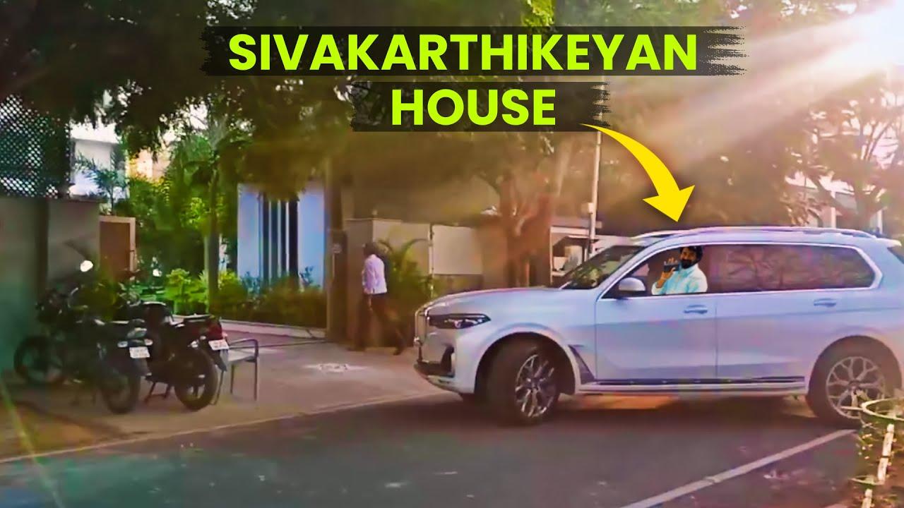Visiting Sivakarthikeyan House 🏡 | shivakarthikeyan house | சிவகார்த்திகேயன் House