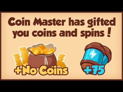 Coin master free spins and coins link 01.11.2020