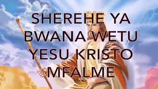Kristo Mfalme