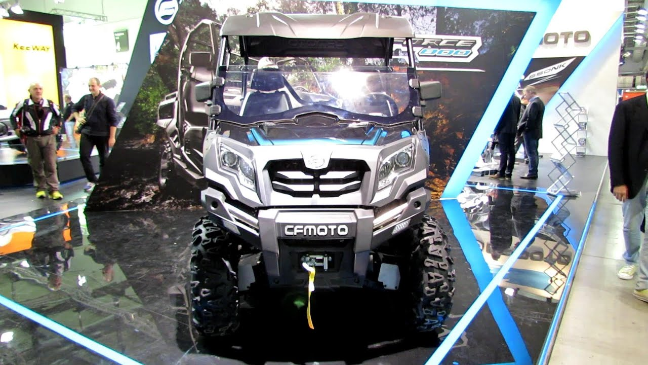 2014 cfmoto u force 800 utility atv walkaround 2013. Black Bedroom Furniture Sets. Home Design Ideas