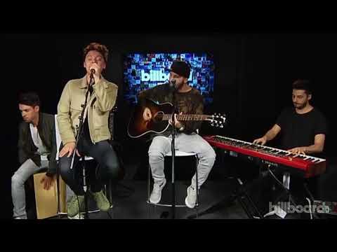 Conor Maynard & CashCash - All My Love (Billboard HQ performance)
