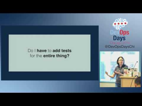 DevOpsDays Chicago 2016 - Untangling Infrastructure Code... by Nell Shamrell-Harrington