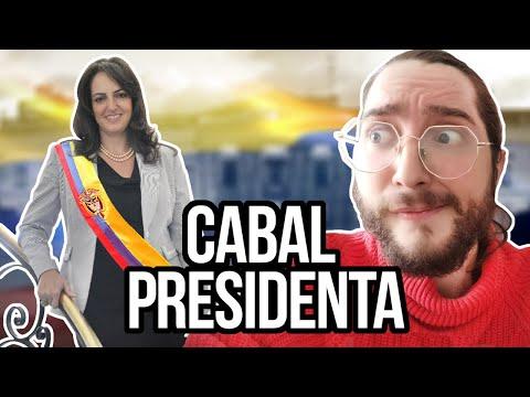 Maria Fernanda Cabal es la presidenta que Colombia necesita | La Pulla |