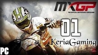 MXGP The Official Motocross Videogame | FR | 01 | Présentation + Découverte Gameplay