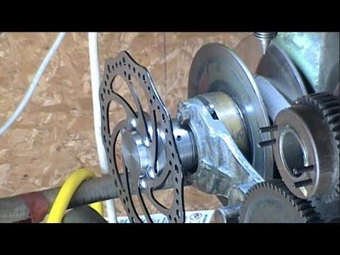 Lathe Brake Project, Main - Part One