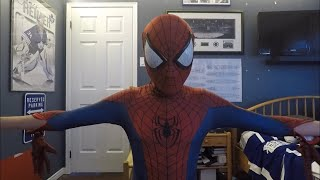 Classic Spider-Man (Sayer Spidey) Zentai-Zone Suit Review!