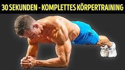12 Planken statt einer Stunde im Fitnessstudio