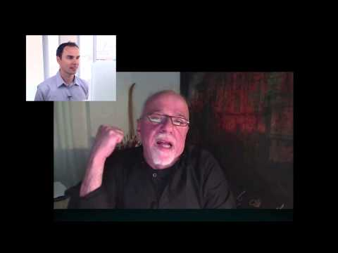 "Paulo Coelho Interviewed by Brendon Burchard - Part One ""Manuscript Found in Accra"""