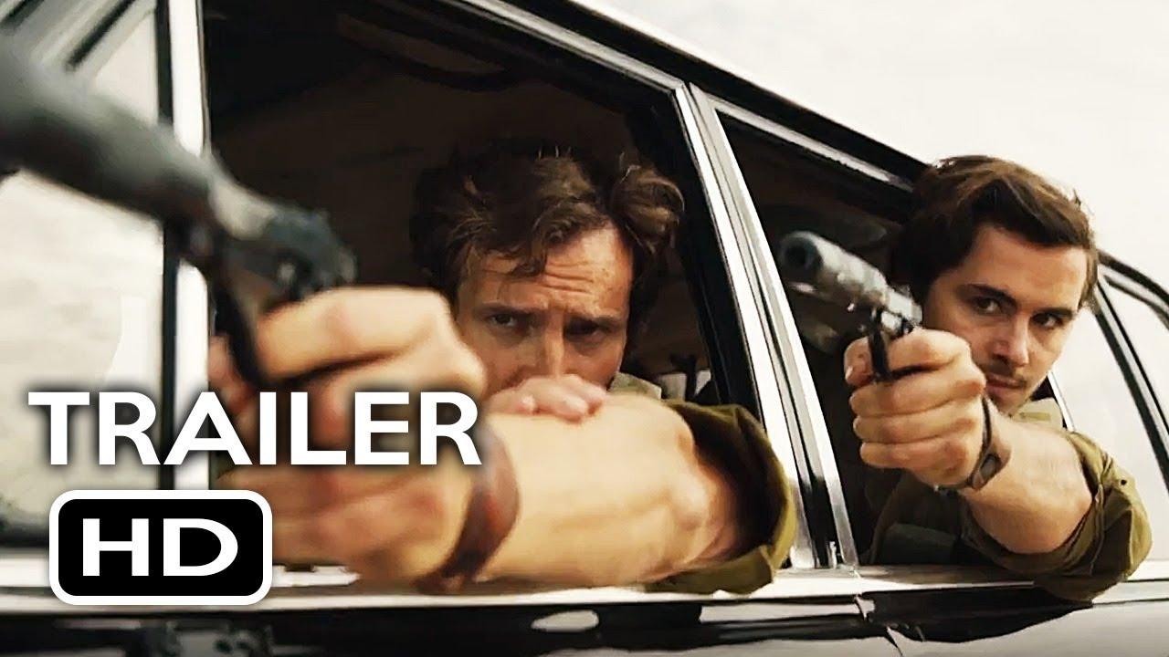 7 Days in Entebbe Official Trailer #1 (2018) Daniel Brühl, Rosamund Pike Thriller Movie HD