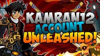 Kamran12 - AQW Account Unleashed