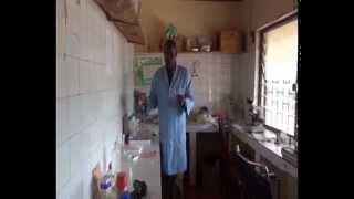 Traitement du paludisme au CMS de Farendè (Togo) 2/2