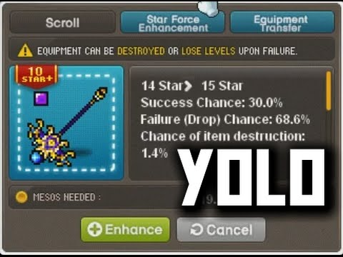 The 15 star YOLO