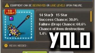 The 15 star YOLO